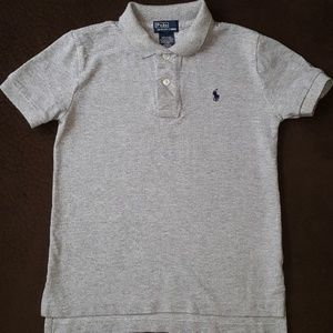 Polo Ralph Lauren Gray Polo